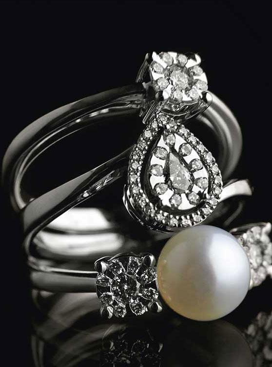 anelli diamante ferrara