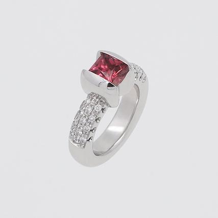 anello oro diamanti ferrara