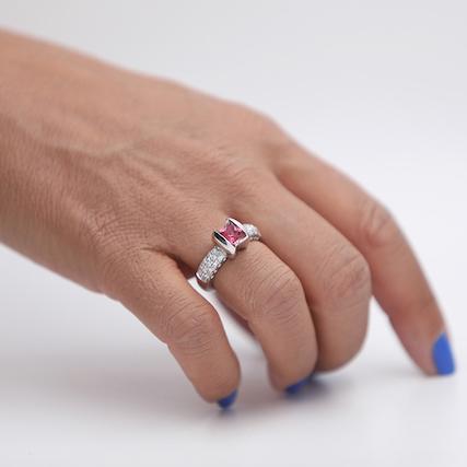anello oro ferrara